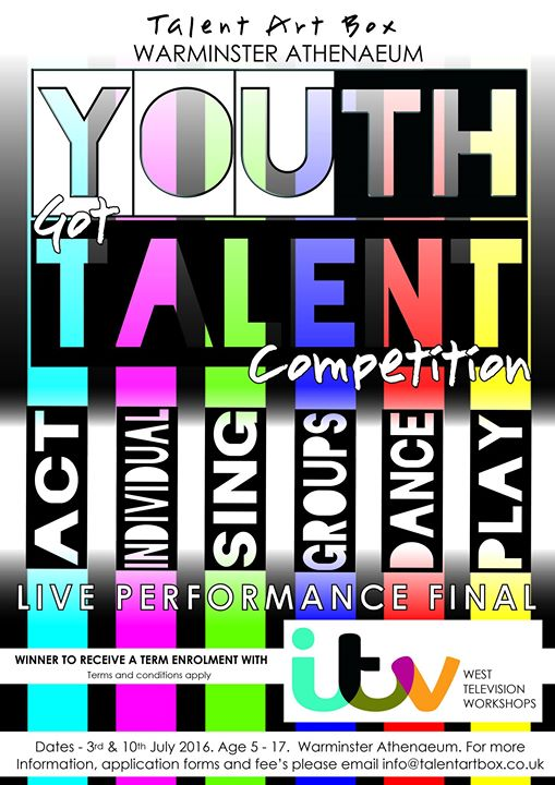 Youth Got Talent Competition 2016 – Live Final